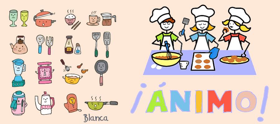 Actividades para educaci n infantil especial taller de for Proyecto cocina infantil