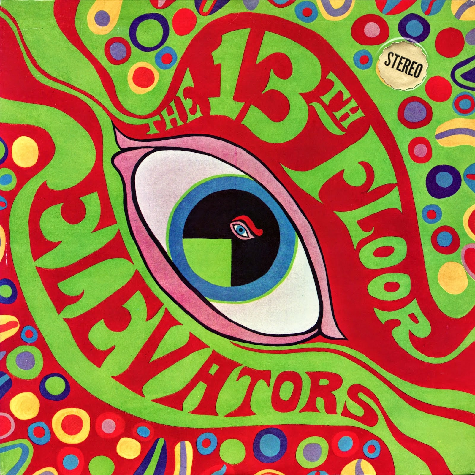 Tune of the day the 13th floor elevators you 39 re gonna for 13th floor elevators you re gonna miss me