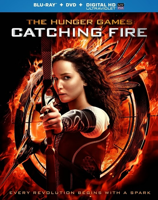 The Hunger Games: Catching Fire 2013 BluRay Full Movie Free Download or Watch Online
