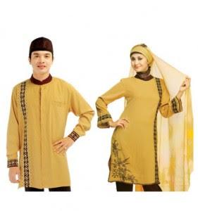 Model Baju Batik Muslim Modern - Warta Terkini