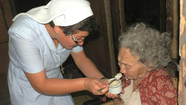 Misionera misionera española en Cuba - Misioneros de la Misericordia Domund