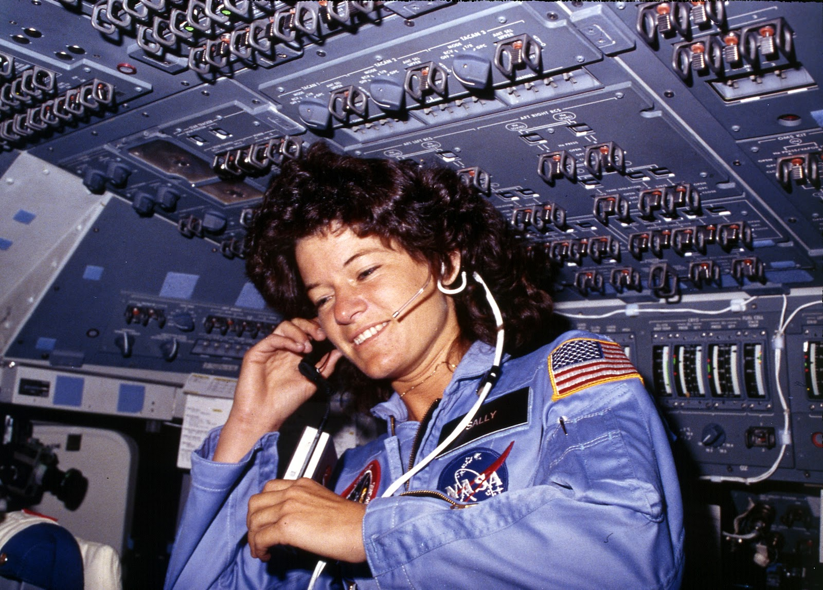 nasa sally ride women - photo #4