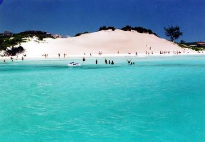 Ano novo em Cabo Frio