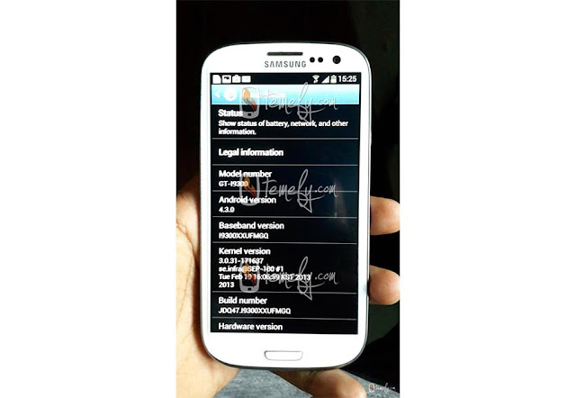 Cyanogenmod 10.2 for GALAXY s3