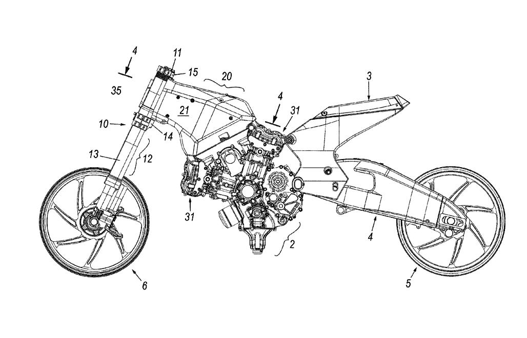 Мопед по схеме мотоцикла