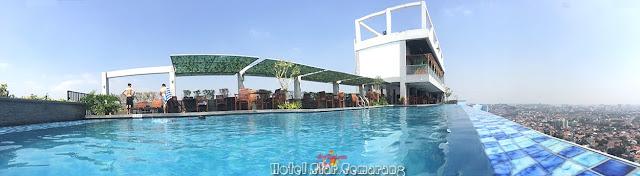 berenang di hotel star semarang,