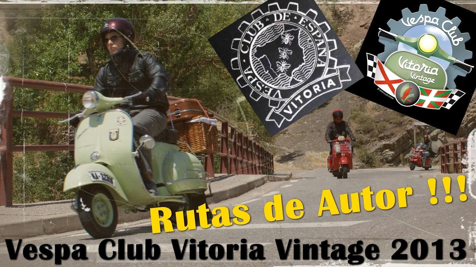 """PROYECTO 2013 """"RUTAS DE AUTOR"""""""