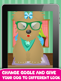 Download Dog Salon and Dressup Game