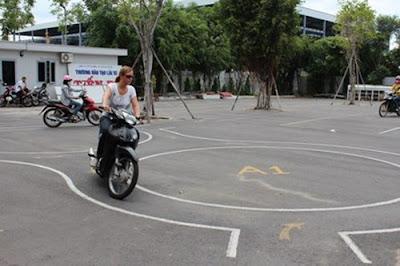 thi bằng lái xe máy tphcm 2015 ở đâu