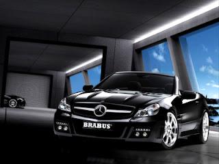 Famous Brabus car