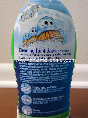 Scrubbing Bubbles Active Scrub