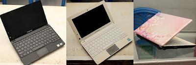 Obral Netbook Bekas Lenovo S110
