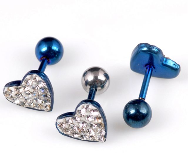 Lip Nose Navel Belly Rings