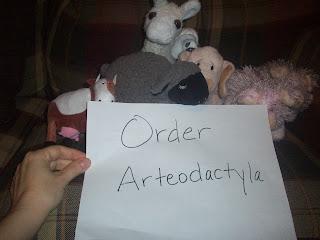 Order Arteodactyla
