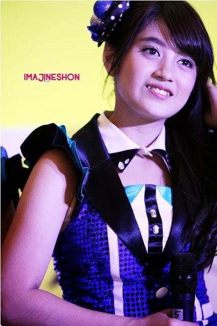Foto Nabilah JKT48 di IM3 Play Lauching