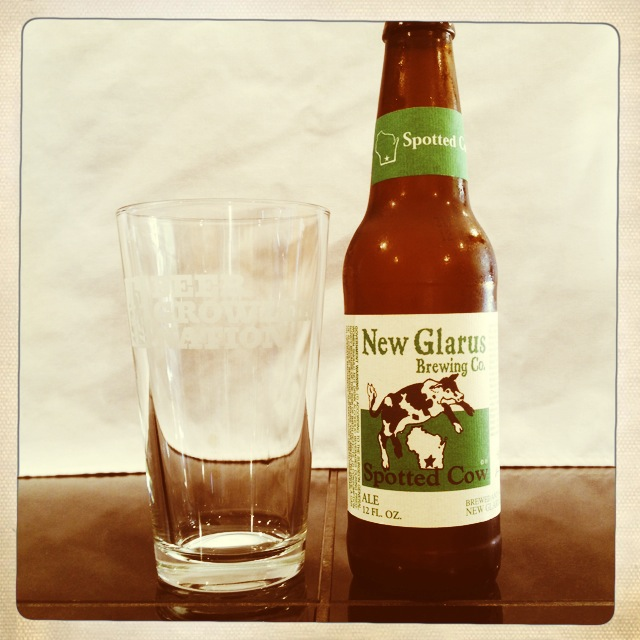 how to get spotted cow beer