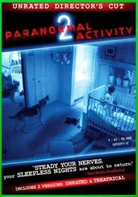 Actividad Paranormal 2 2010 | DVDRip Latino HD Mega