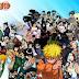Naruto Vol 1-10