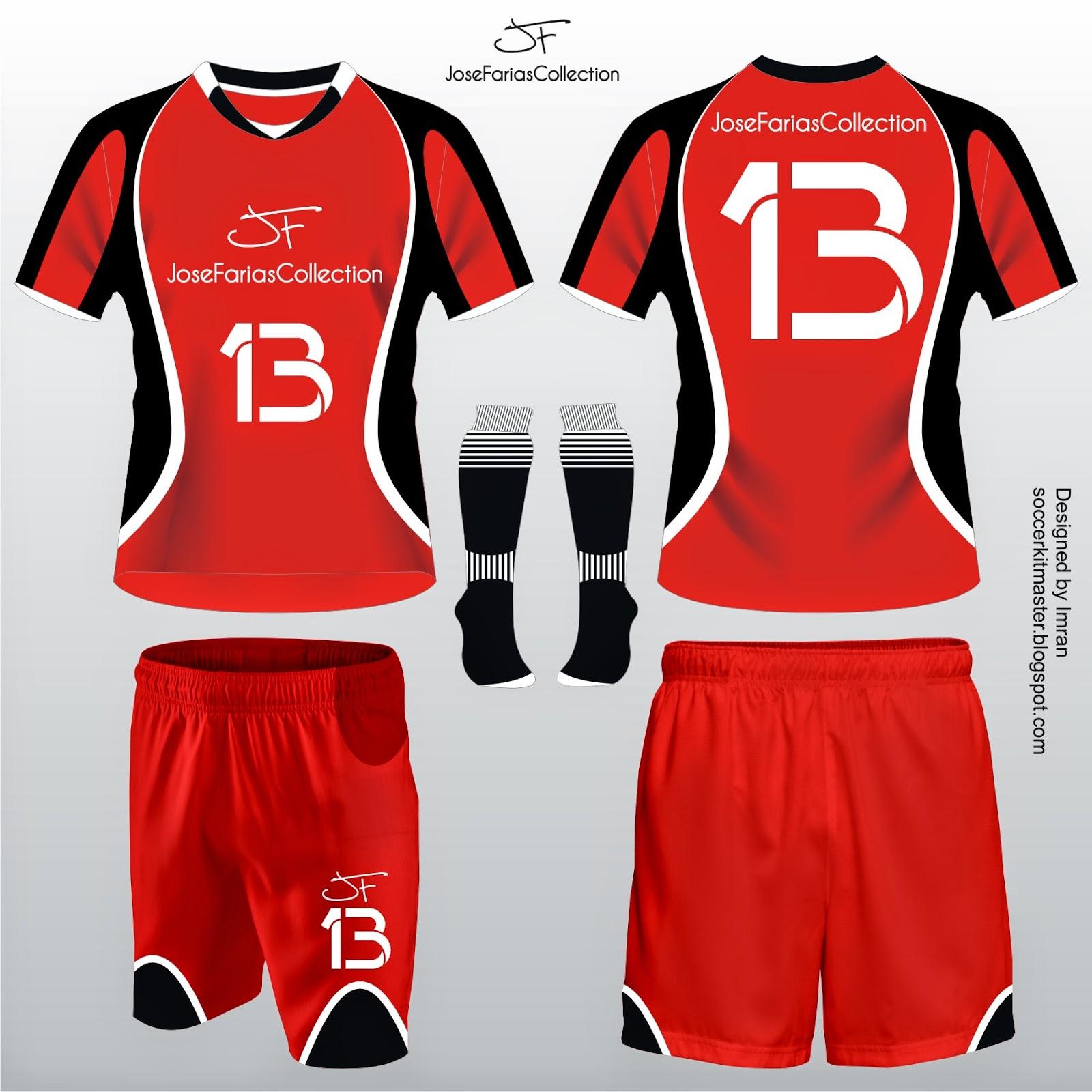 Football Kit Design Master Jf Football Kit Design