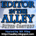 Editor in the Alley: Pitch Contest with Entangled Publishing's Editor Libby Murphy
