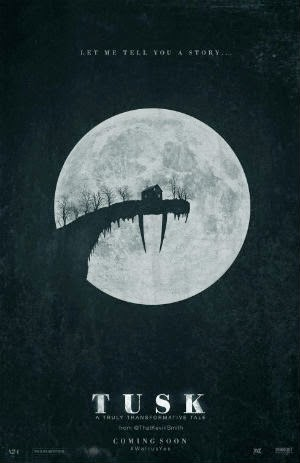 """Tusk"" (2014) de Kevin Smith."