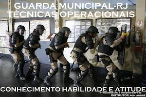 UMA GUARDA MUNICIPAL FORTE, PASSA PRIMEIRO PELO RECONHECIMENTO DE SEUS PROFISSIONAIS!