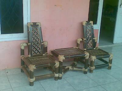Gambar Galeri Aneka Kreasi Bambu