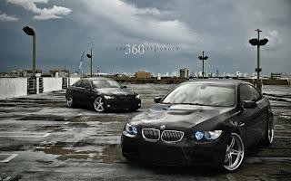Bmw M3 Black HD Wallpaper