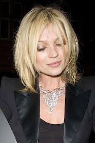 Windy Hairstyle Kate Moss Hairstyles