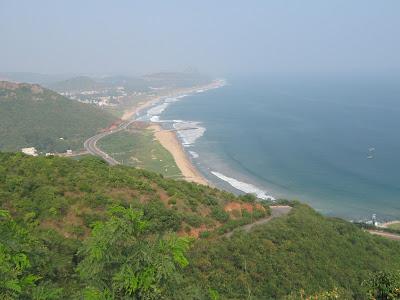 rushikonda_beach; vizag_beach; vizag_tour_plan, sea_beach_travel