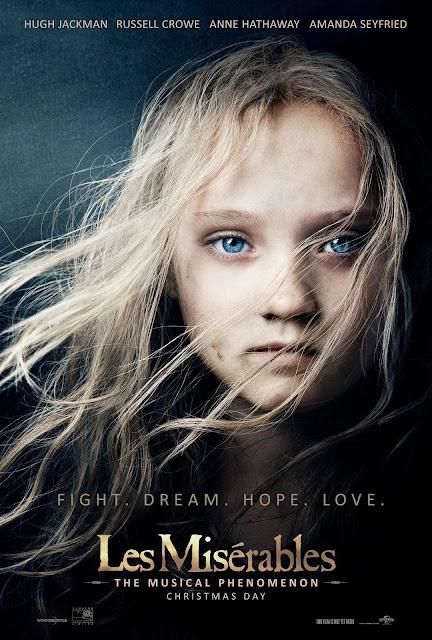 """Poster """"Les Misérables"""""""