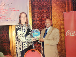 Dr. Amany Asfour receives the SME Handbook