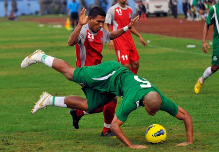 Prediksi hasil PSMS Medan vs Arema 26 Mei 2012
