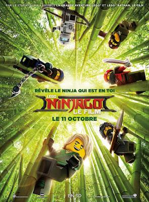 LEGO Ninjago : Le Film streaming VF film complet (HD)
