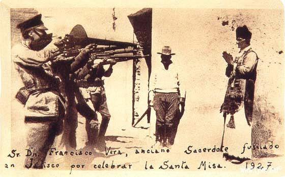 La barbarie del ejercito mexicano  CATHOLICVS-P.+Francisco+Vera%252Cfusilado+en+Jalisco+en+1927+por+oficiar+la+Santa+Misa