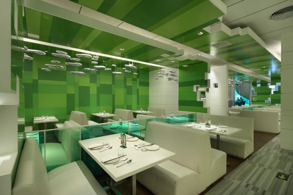 Best restaurant interior design ideas modern restaurant p s beijing china - Moderne cusine ...