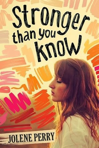 Stronger Than You Know book cover