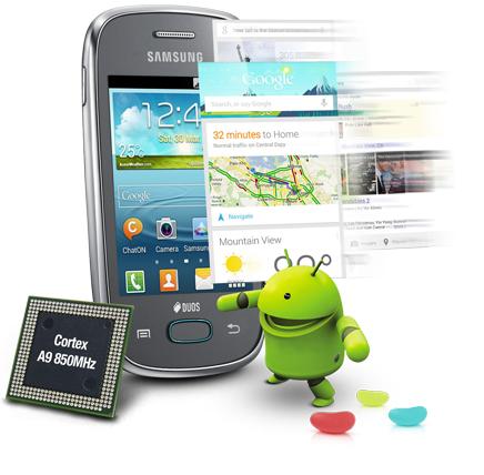 SpesifikasiSamsung Galaxy Pocket Y Neo GT-S5312 - Silver Hitam