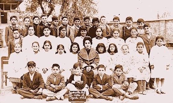 Las primeras Escuelas de la comuna