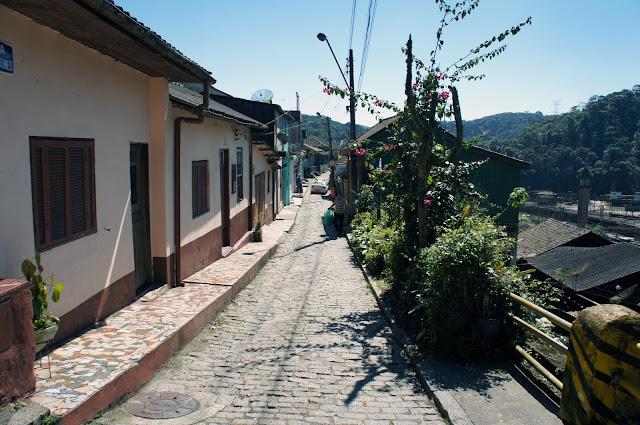 Paranapiacaba, a vila inglesa