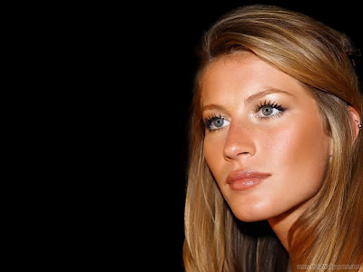 Hollywood Actress Gisele Bundchen HD Wallpaper-1600x1200