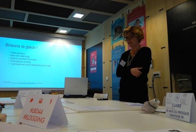 formation, référencement, blogging, les blogs du 44, Cathy Caroff, bullelodie