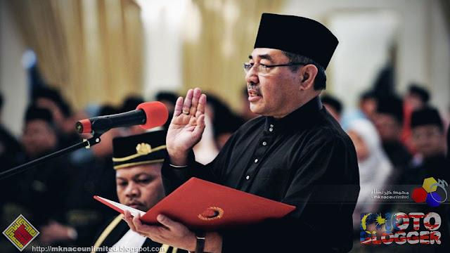 Ahmad Bashah Janji Teruskan Projek Pembangunan Dirancang Mukhriz
