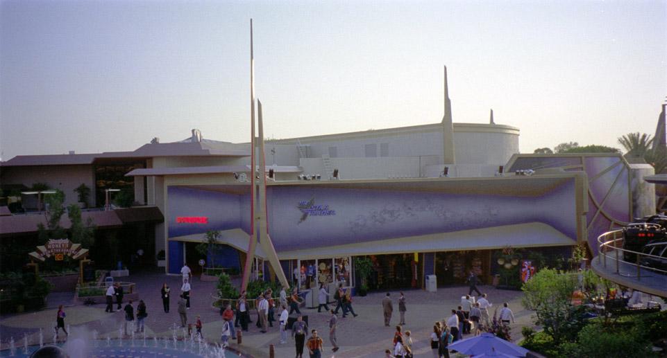 Star Trader Tomorrowland