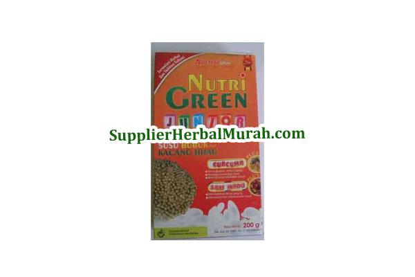 Susu Kacang Hijau Nutri Green Junior