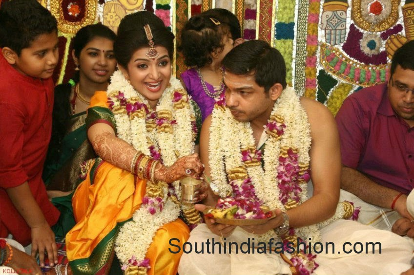 vijay tv anchor divya darshini wedding photos