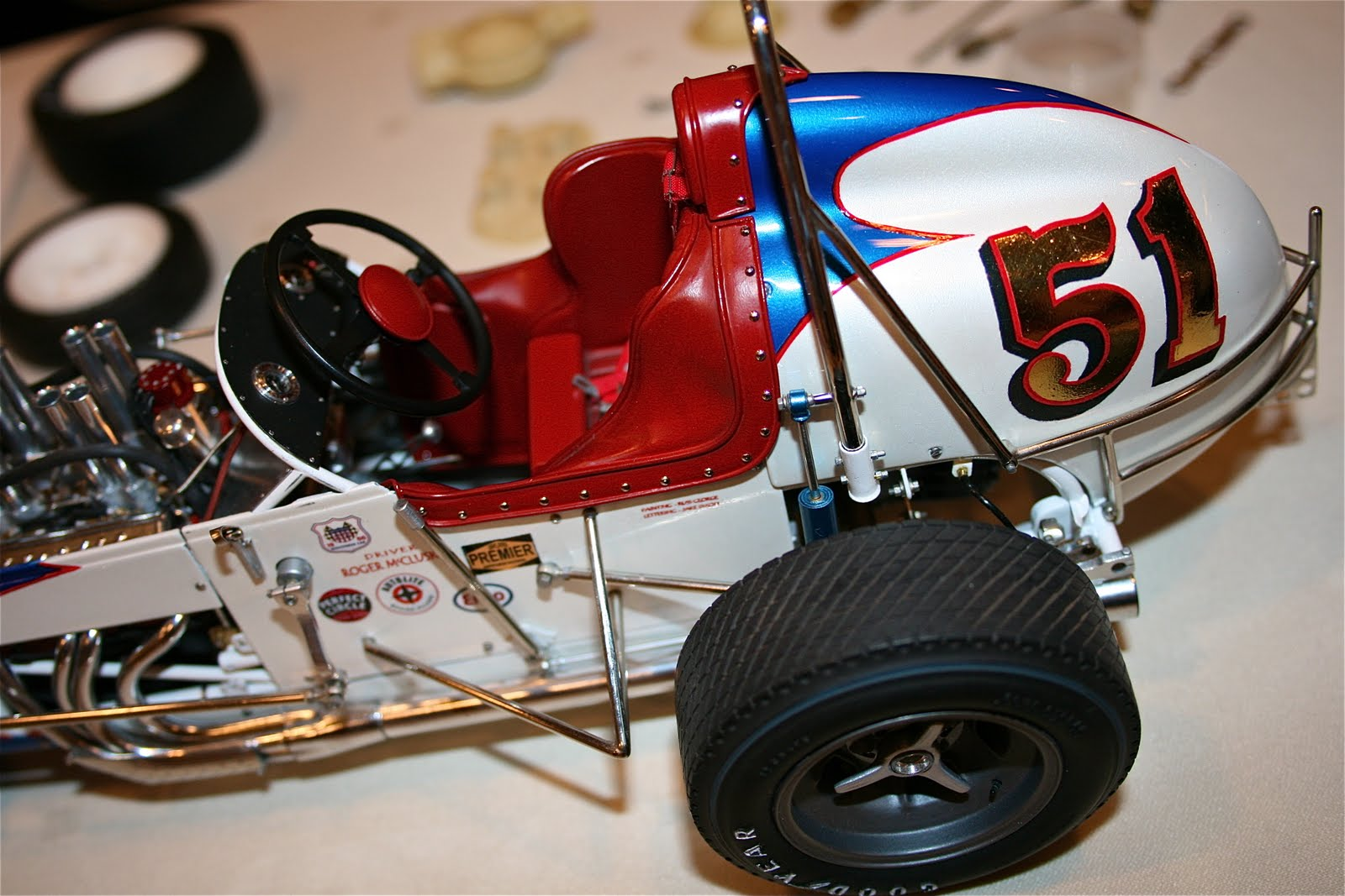 Large scale model cars for sale