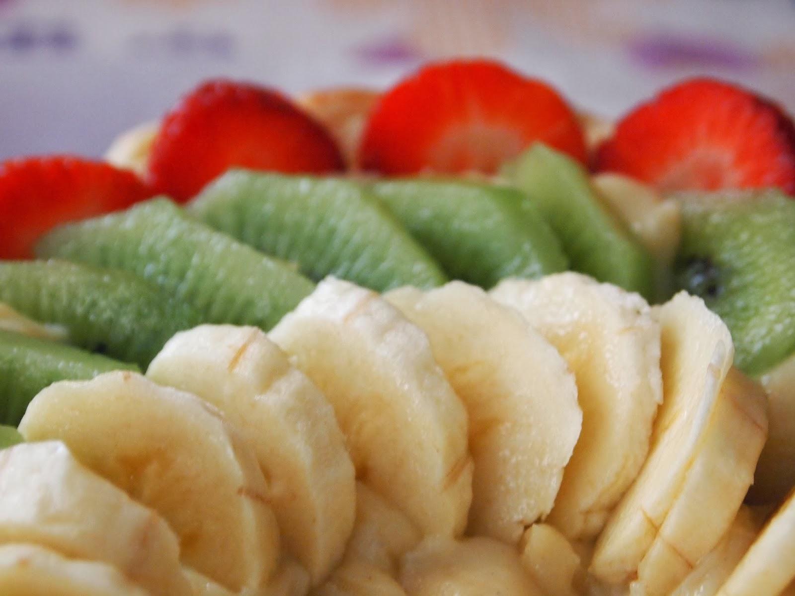 Tarta milhojas con crema pastelera de vainilla y frutas ~ Andreíta ...