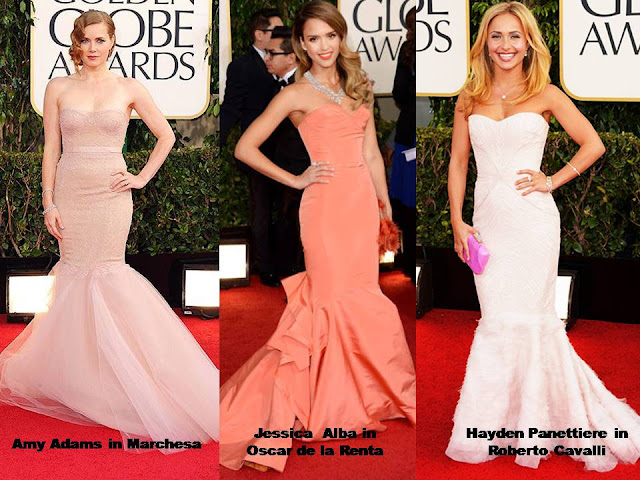 Golden Globes 2013 Best Dressed & More