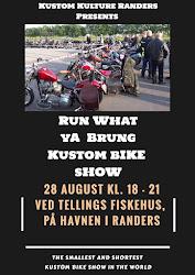 Run What Ya Brung - 2019